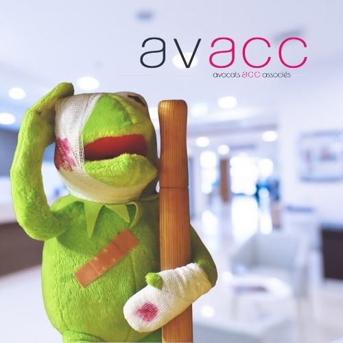 Faute inexcusable de l'employeur - Kermit blessé